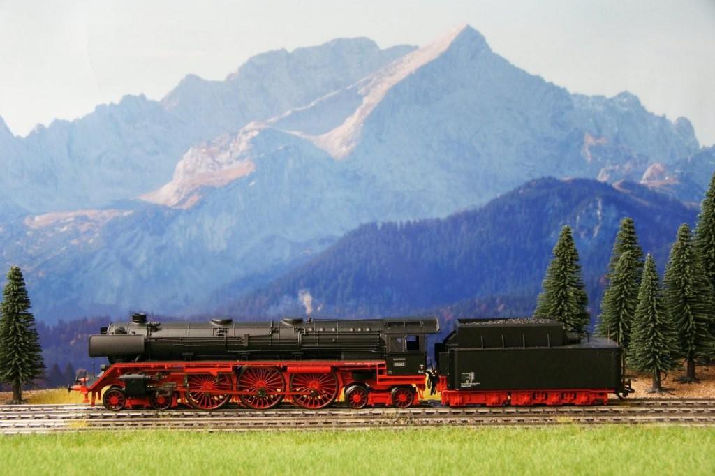 BR 05 Schnellzuglokomotive